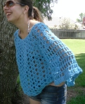 Angel Sleeve Cover Up Pattern $5.00
