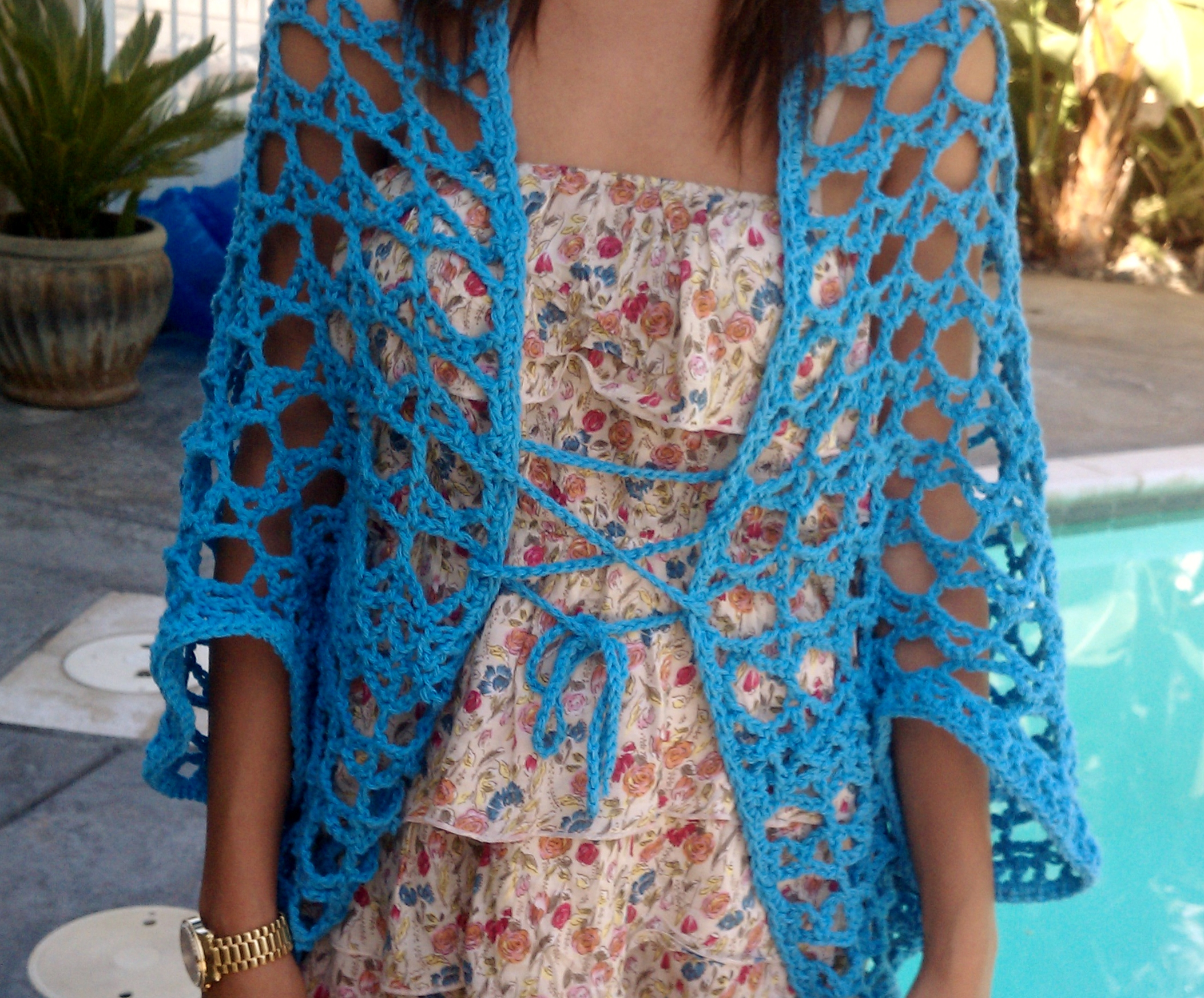 Free pattern hot blue shrug the yarn yogi get the free pdf download or get it on craftsy and see my other patterns too bankloansurffo Gallery