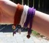 Charmed Wrap Bracelet